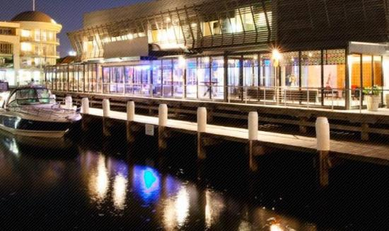 No. 3 Station Pier