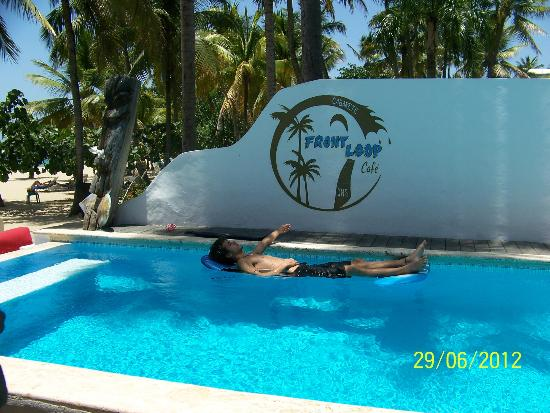 Front Loop Cabarete: Relax total