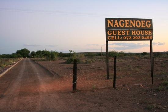 Nagenoeg Guest House Foto