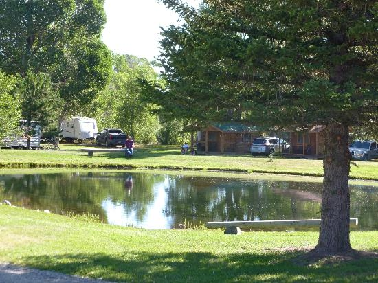 Photo of Spring Creek Campground and Trout Ranch Big Timber