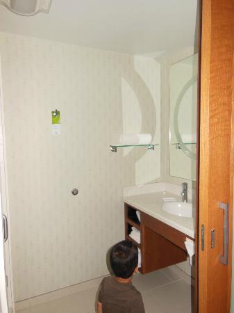 SpringHill Suites Rexburg: sink