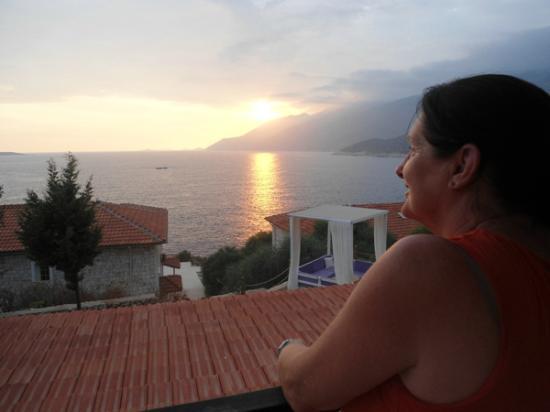 Mavilim Hotel: View fro our Window