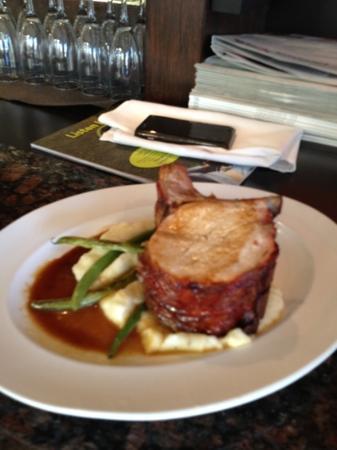 Sbicca: prime rib pork
