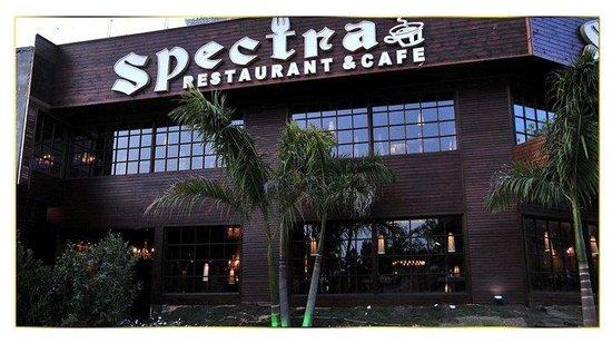 Spectra Restaurant & Cafe : spectra el montaza