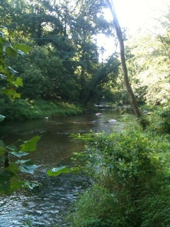Rocks State Park: the river