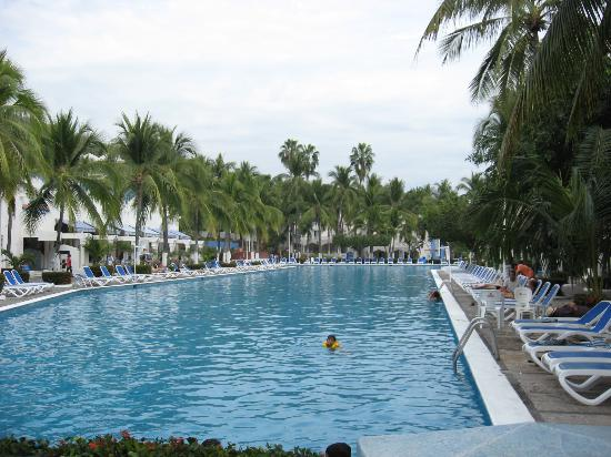 Gran Festivall All Inclusive Resort: Large Pool
