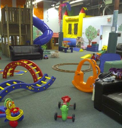 Creative Play Indoor Playground & Party Centre