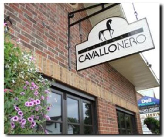 Cavallo Nero Photo