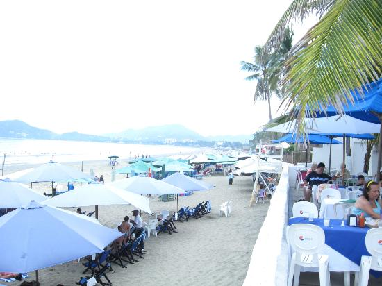 Gran Festivall All Inclusive Resort: harbour Manzanillo