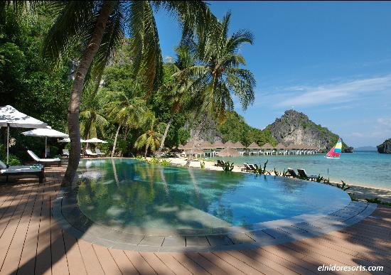 El Nido Resorts Apulit Island: Apulit's New Swimming Pool