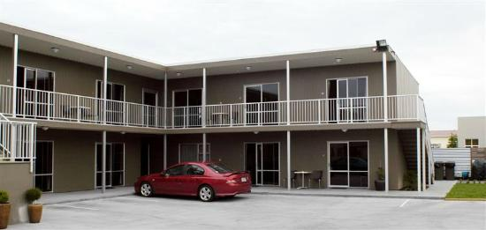 Hawera Central Motor Lodge : 1st floor