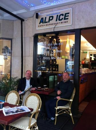 Alp Ice Cafe