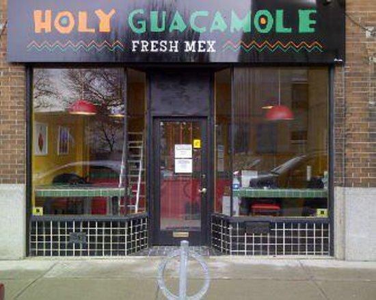 Holy Guacamole Fresh Mex: 8 Duke