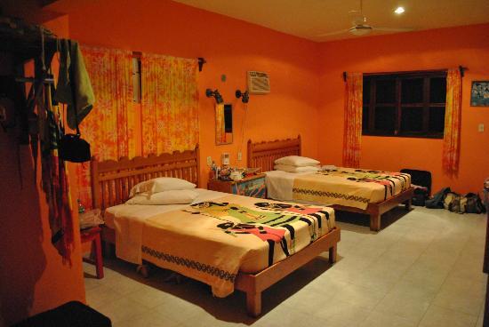 El Secreto Hotel: La habitacion, espaciosa