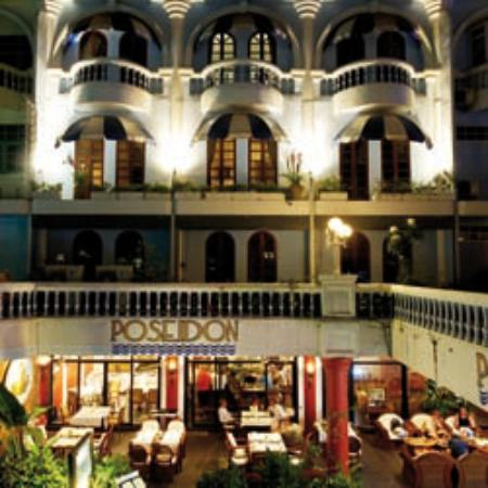 Poseidon Boutique Guesthouse Pattaya-Jomtien