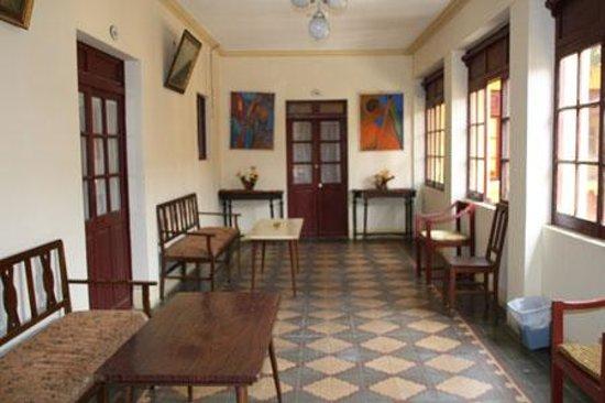 Alojamiento Potosi Hostal: Halls cómodos y soleados