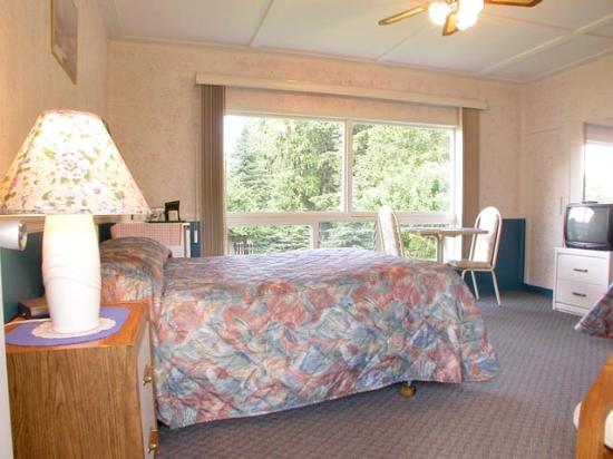 Shuswap Lake Motel and Resort Photo