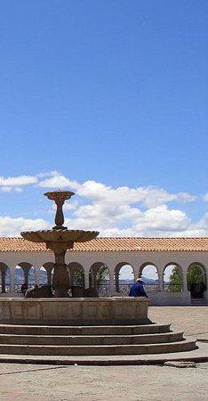 La fontana: recoleta