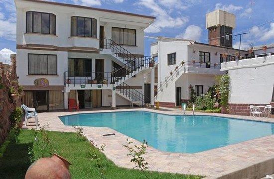 Photo of Hotel Mitru Tupiza