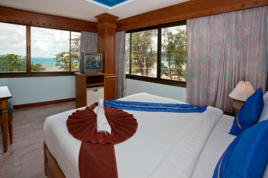 Patong Beach Bed And Breakfast Grand Sea View Room 180 Degree Views