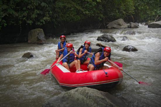 Rejeki Ayung Rafting