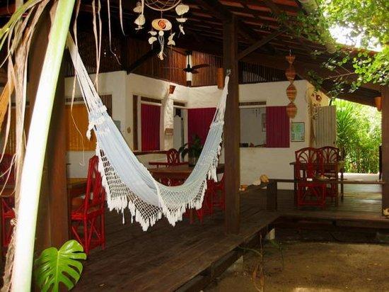 Pousada Horizonte Azul: restaurant