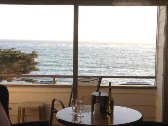 Cambria Landing Inn & Suites: beautiful view