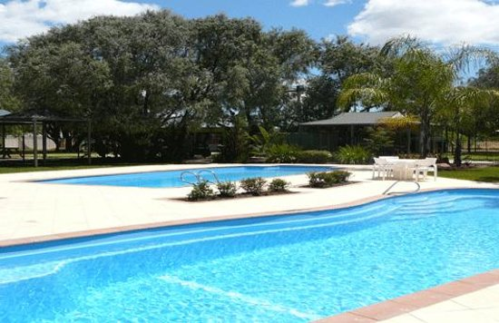 RAC Busselton Holiday Park: Swimming Pools