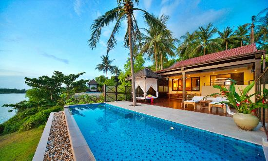 The Tongsai Bay: Seafront Pool Villa