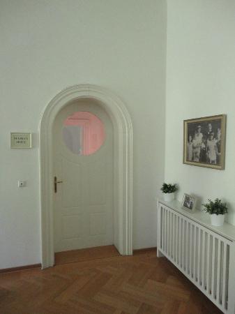 Villa Trapp: Entrance to the Maria Suite. 