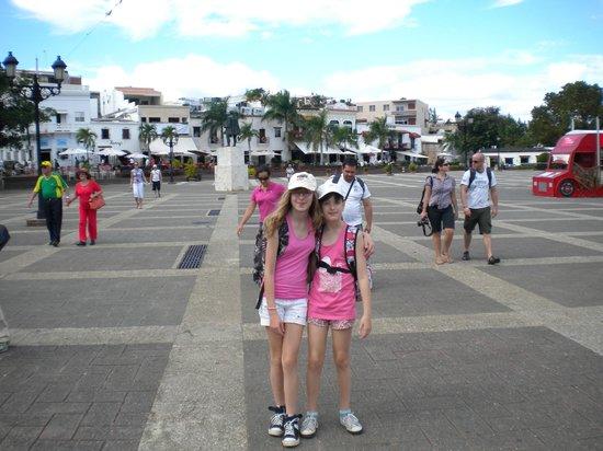 Punta Cana, Dominican Republic: Plaza España