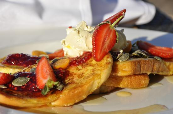 Canelands Beach Club and Spa: Breakfast