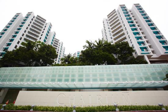 Chatrium Residence Sathon Bangkok: Exterior