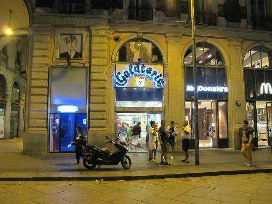 Gelateria Odeon, Milano - Centro Storico - Ristorante Recensioni ...