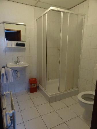 Hotel Aspen: Baño