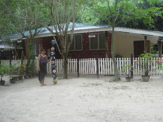 Glan, Philippines: sigay room, A/C, 4-6 pax, own toilet/bath