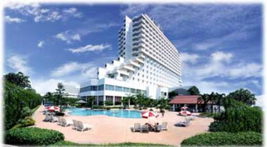 Welcome Jomtien Beach Hotel Foto