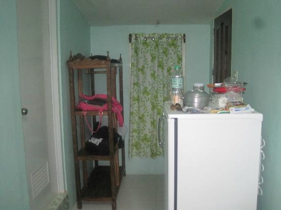 White Haven Resort: room entrance
