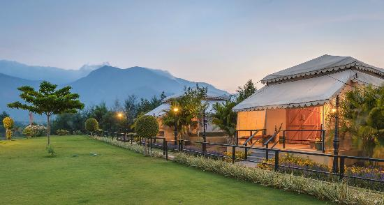 Tamara resort coimbatore india specialty resort for Speciality hotels