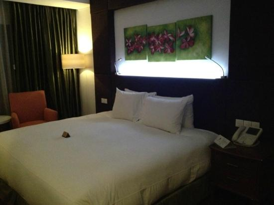 The Cocoon Boutique Hotel: Super comfortable bed