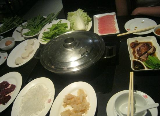 COCA Siam Square: Suki with original soup