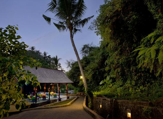 The Samaya Bali Ubud: Swept Away Restaurant