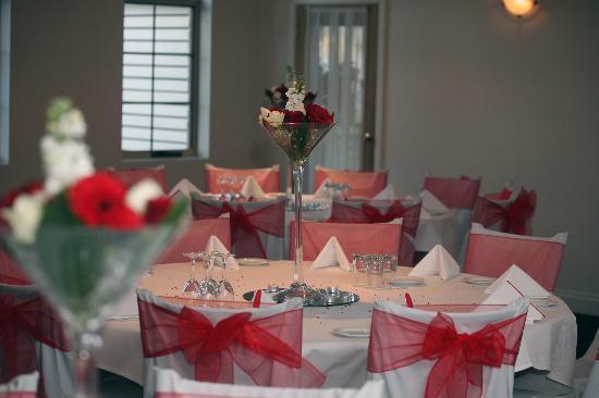 Gold Creek Tourist Resort : Room Set Up Engagement Party