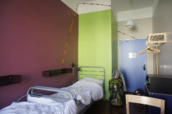 The Circus Hostel: room for 2