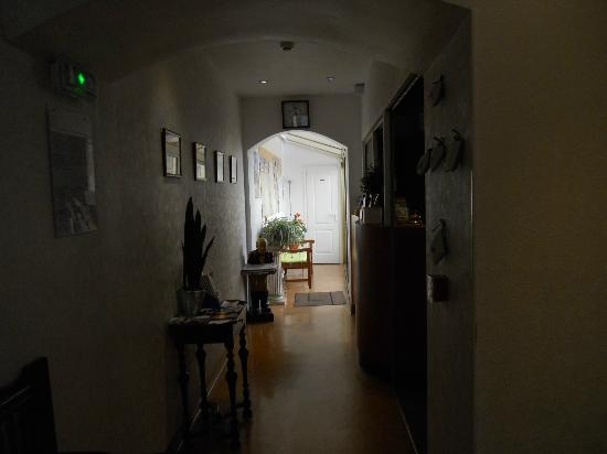 Hotel ANTOINE : couloir
