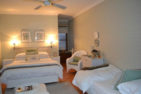 Thistle Hill Guest House: Stylish rooms