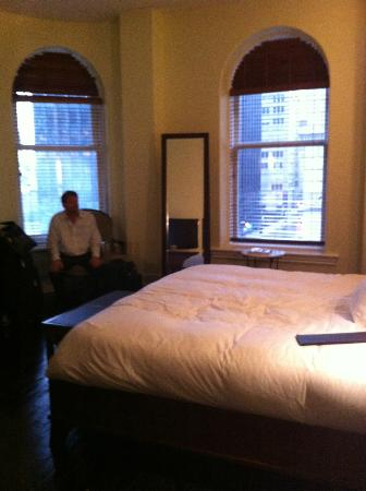Le Place d'Armes Hotel & Suites: great room