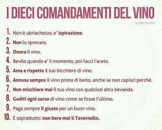 Al Caminetto : metti una carta vini x favore!!!