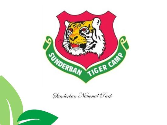 Sunderban Tiger Camp : Our Official Logo