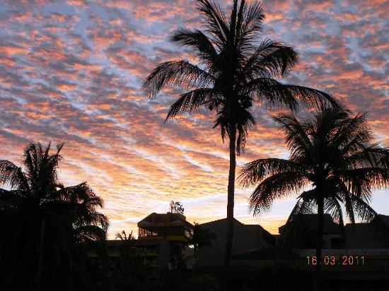 Be Live Experience Las Morlas: tramonto